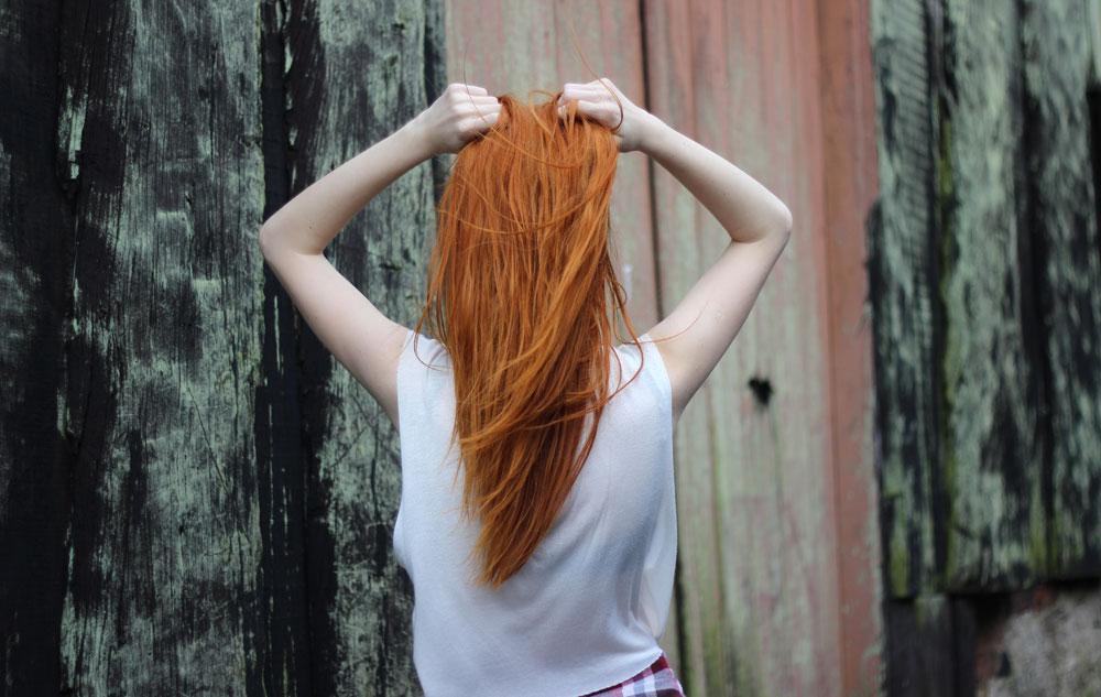 Pflanzenhaarfarbe: So geht Haare färben ohne Chemie