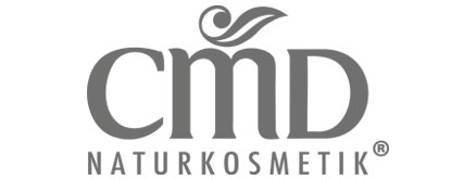 Brand of the week: CMD Naturkosmetik Logo Bild: CMD Naturkosmetik