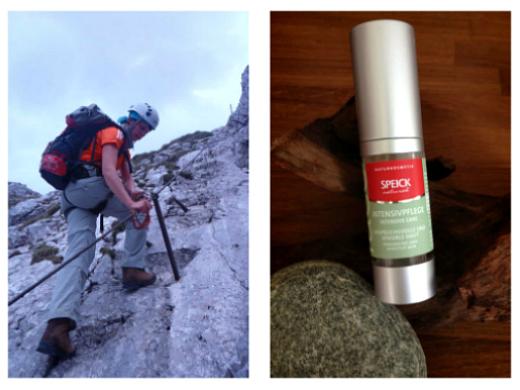 Speick Serum: Ein neues Stück Alpenglück