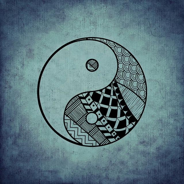 Das Yin-Yang-Symbol