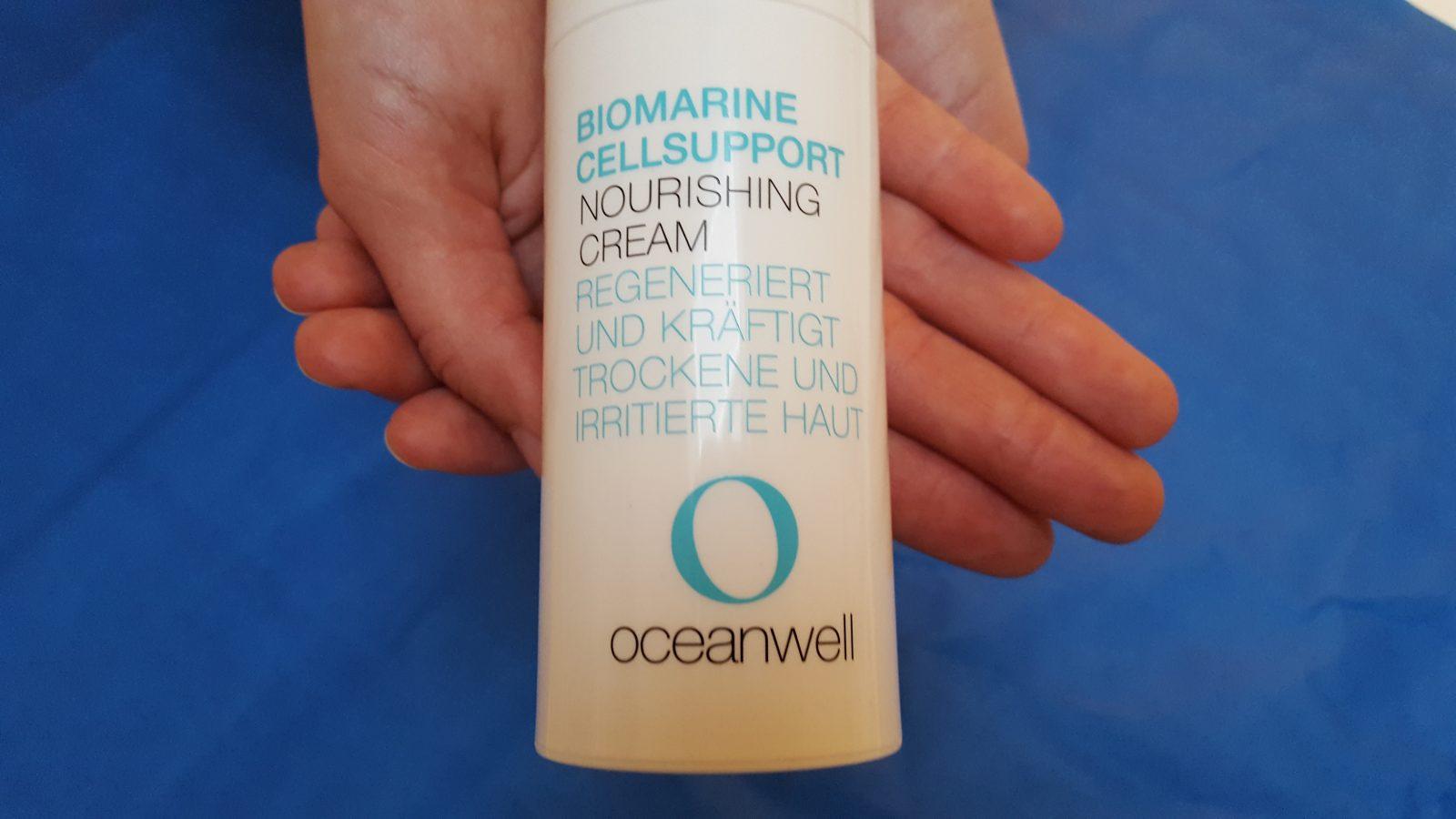 Beauty-Schatz: Die Nourishing Cream von Oceanwell