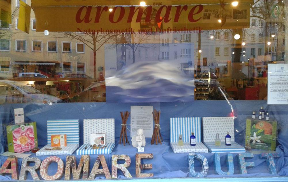 Store-Check: aromare München