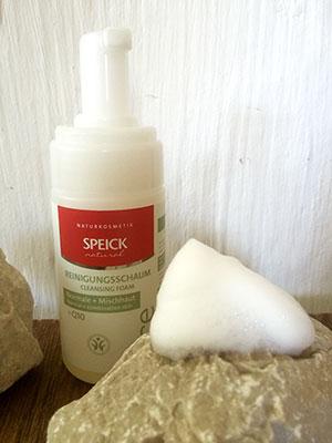 Blog Nicht sauber, sondern rein - SPEICK Reinigungsprodukte Bild: naturalbeauty.de