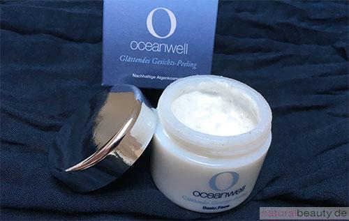 Blog Oceanwell Gesichts-Peeling Bild: naturalbeauty.de