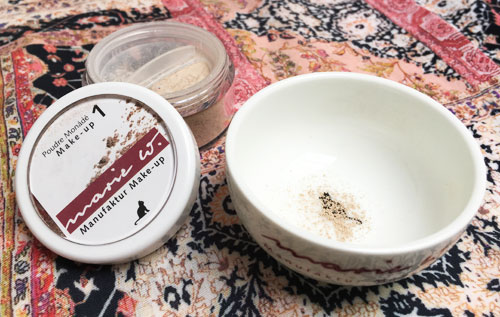 Blog: Mineralisches Wunderpuder: marie w. Make-up Bild: naturalbeauty.de