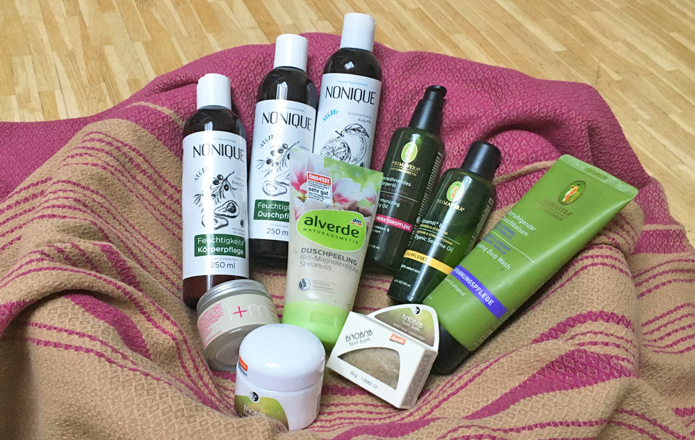 #beautyroutine: Veronikas Bodycare