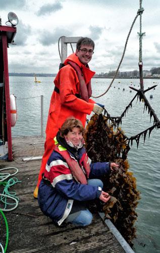 Magazin: Interview: Oceanwell - Aus Liebe zum Meer! Bild: Oceanwell