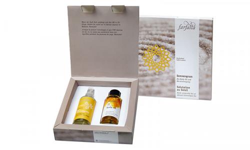 Magazin: Edle Öle als Geschenkidee - Bild: farfalla