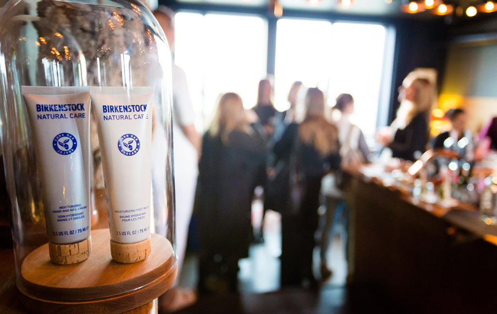 Erstes BIRKENSTOCK NATURAL CARE Blogger-Event