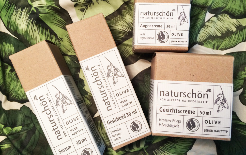 Blog: alverde naturschön - Verpackung Bild: naturalbeauty.de