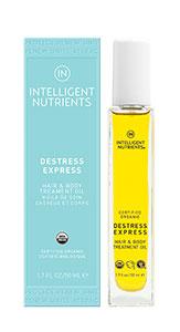 Haarpflege Deluxe mit Pflanzenölen Bild: intelligent-nutrients.de