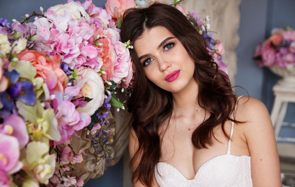 Blumen für unsere Schönheit