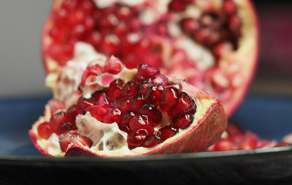 Pflanzenporträt: Granatapfel