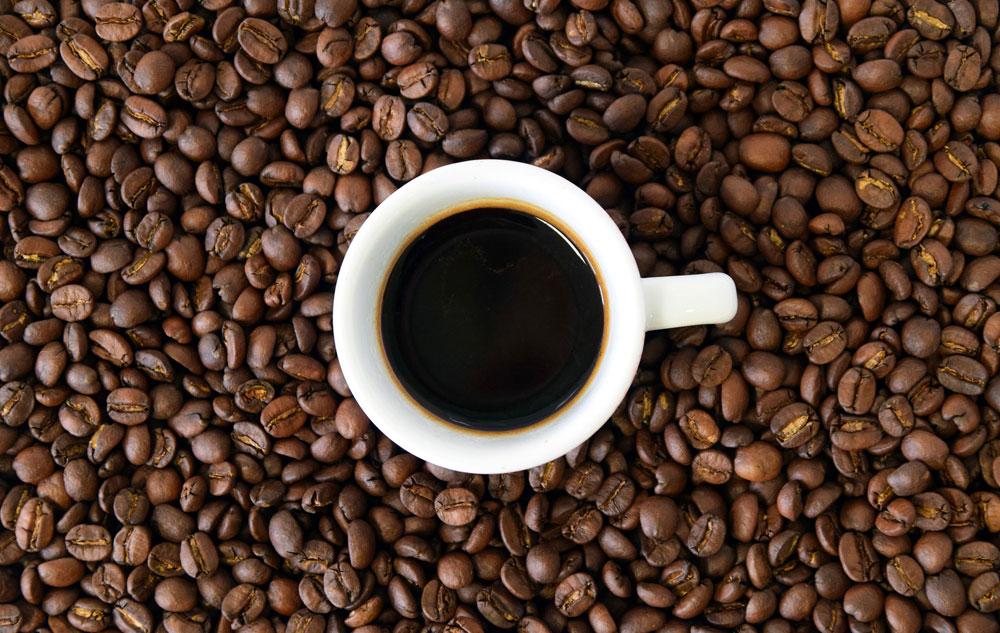 Koffein: Ein heißer Beautytipp