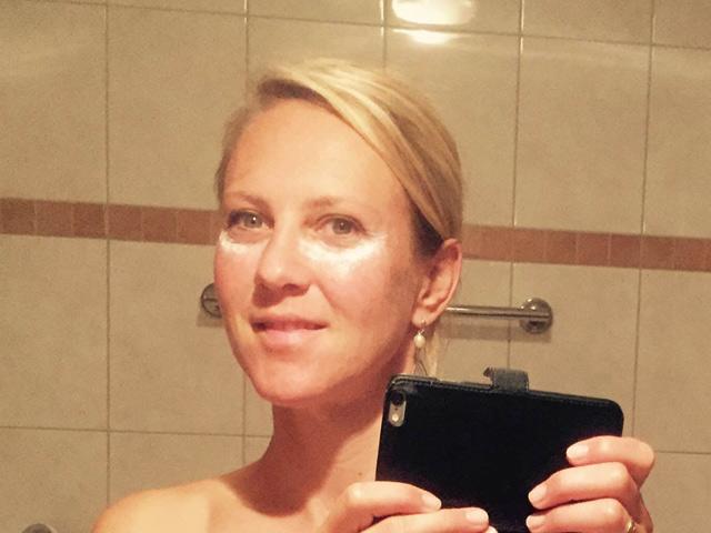Glücksgefühle mit der alverde Tages-, Nacht- und Augencreme Bild: naturalbeauty.de