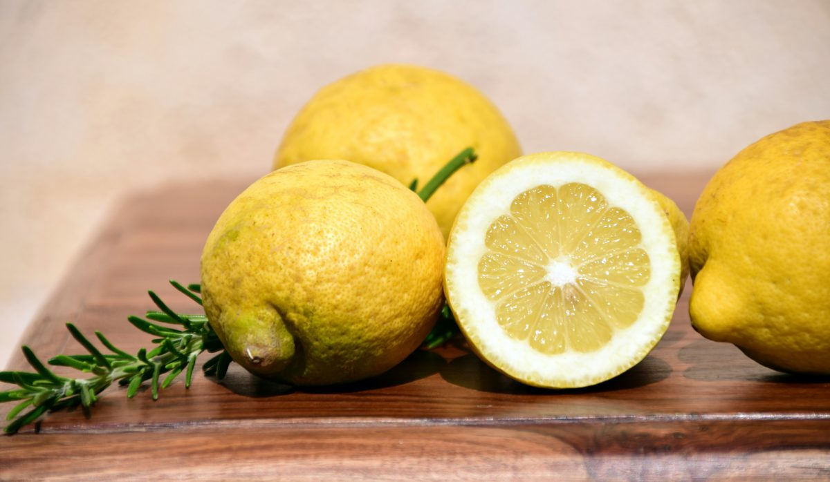 Pflanzenporträt: Zitrone