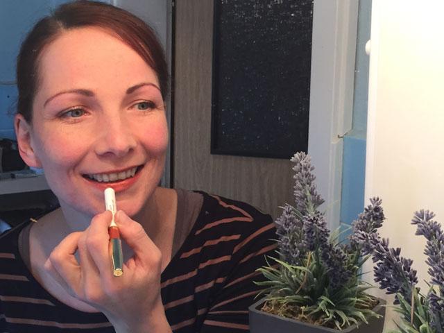 Blog: marie w. Lippenstift: Einfach Wunderschön Bild: naturalbeauty.de