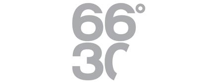 BRAND OF THE WEEK 66°30 Logo Bild: 66°30
