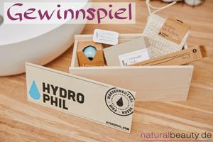 Gewinnspiel HYDROPHIL 092018 Bild: HYDROPHIL