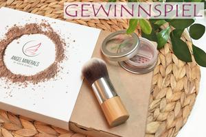 Gewinnspiel Angel Minerals 122018 Bild: naturalbeauty.de