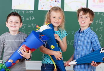 Jetzt geht's los! Grüne Ideen für den Schulanfang