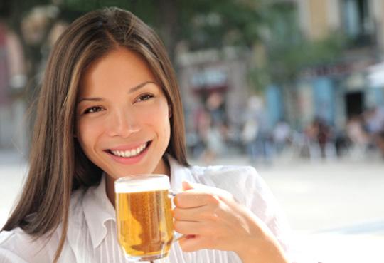 Bier & Beauty: Ein Prosit auf die Schönheit
