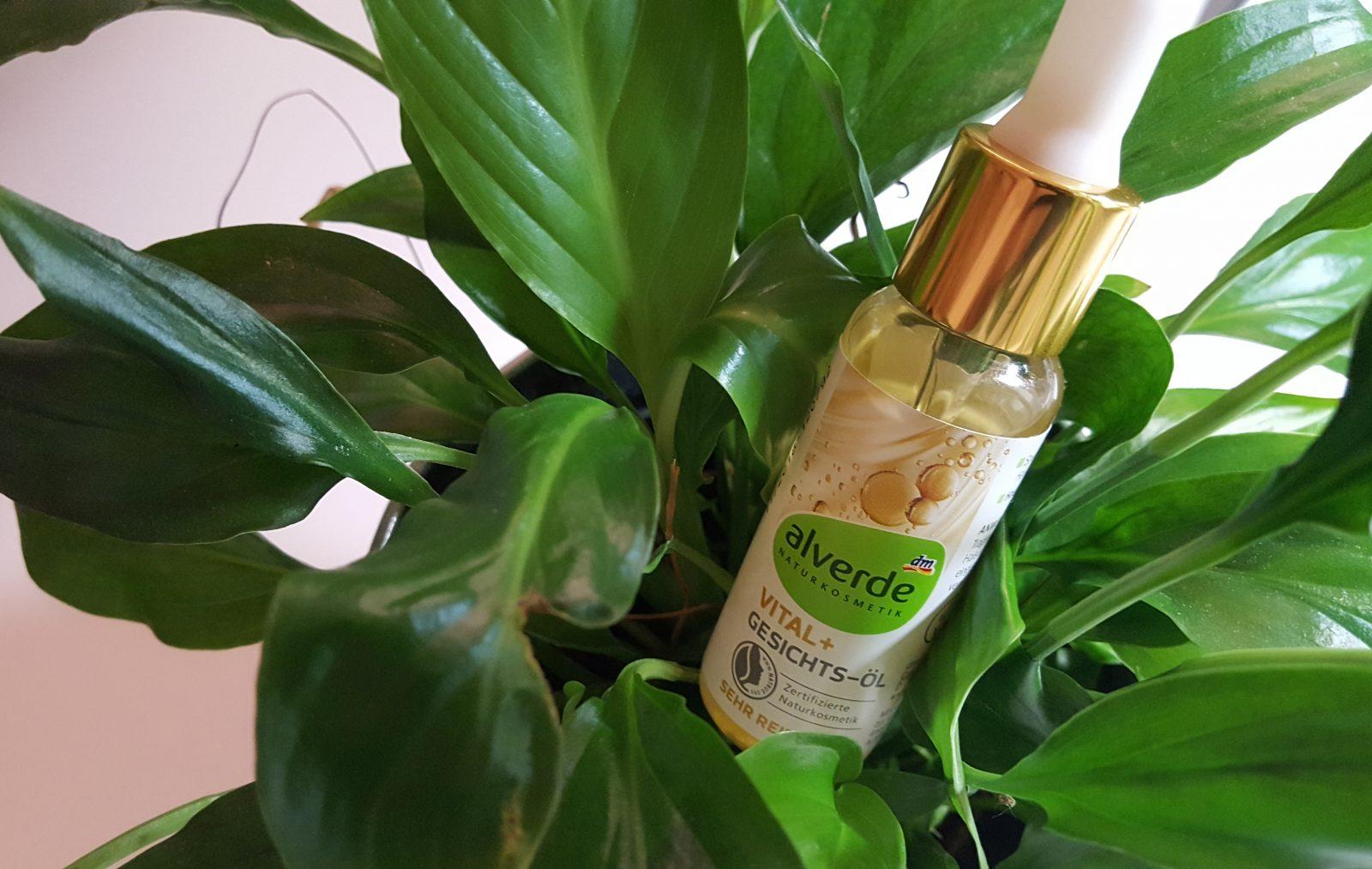 alverde massageöl