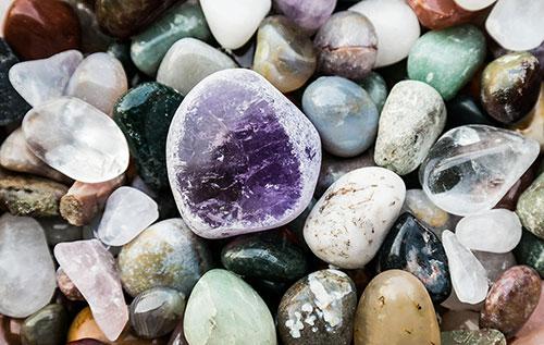 Pure Leichtigkeit: Mineral Make-up Bild: pixabay