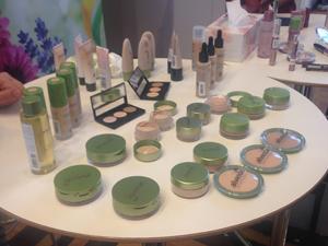 Naturkosmetik zum Anfassen: beautypress Bloggerevent Bild: naturalbeauty.de