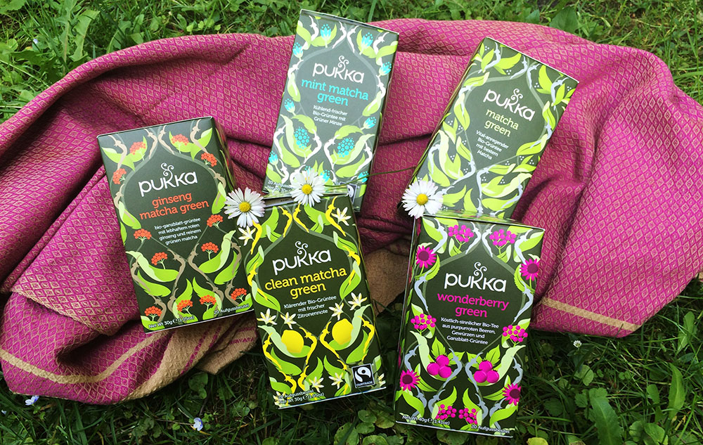 Pukka: Green Beauty