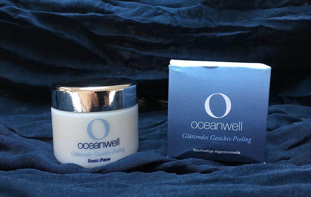 Oceanwell Gesichts-Peeling: Tag am Meer!