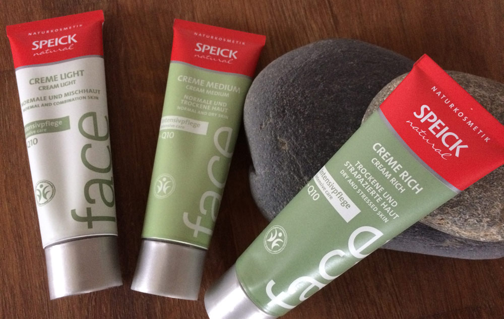 We love: Speick Natural Intensivpflege Creme
