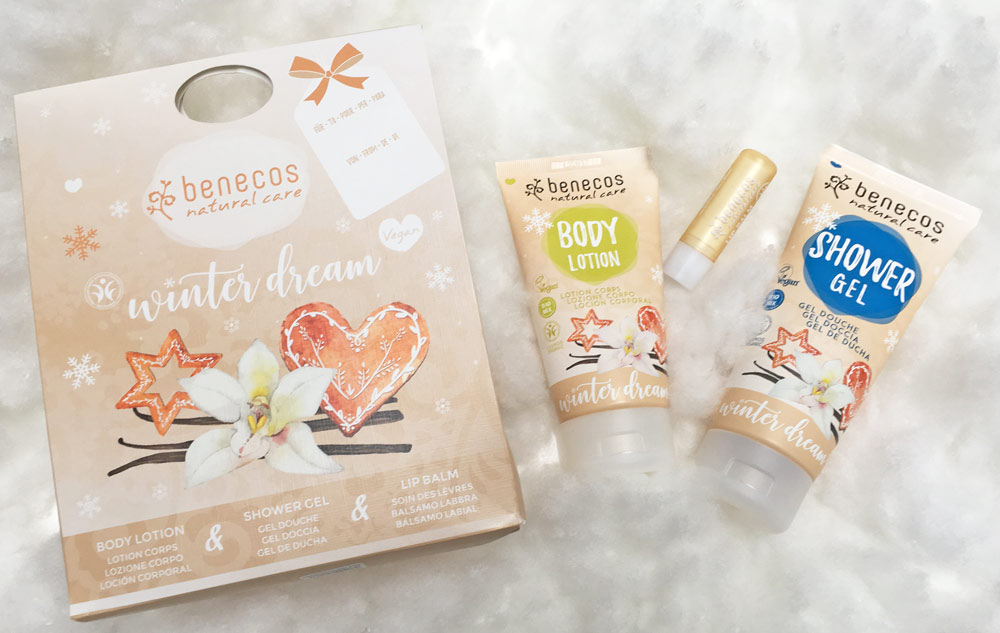 WE LOVE: benecos Geschenkset winter dream Bild: naturalbeauty.de