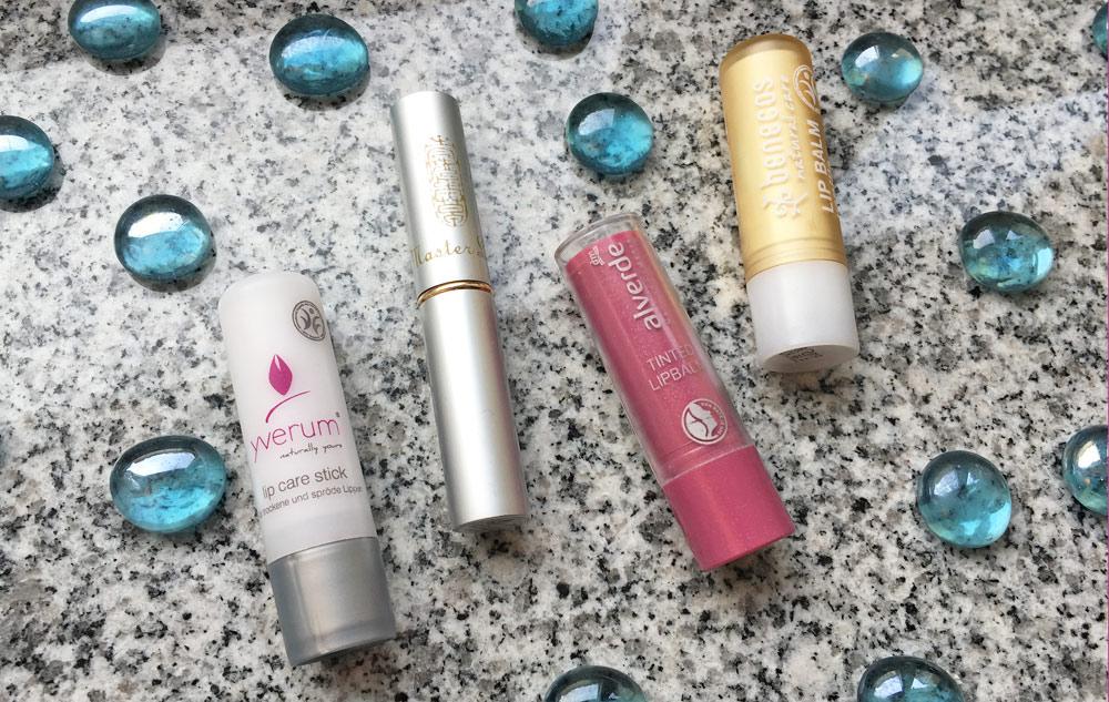 #beautyroutine: Janines Lippenpflegestifte im Vergleich