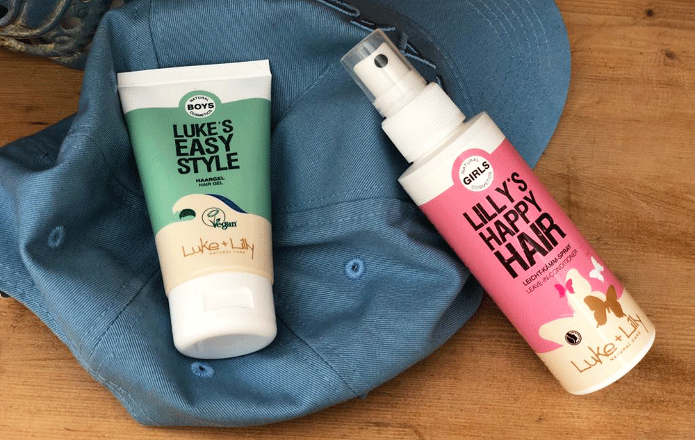 WE LOVE Luke + Lilly Bild: naturalbeauty.de
