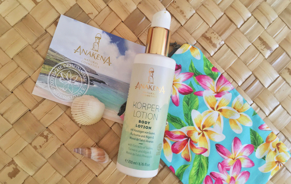 WE LOVE ANAKENA Body Lotion
