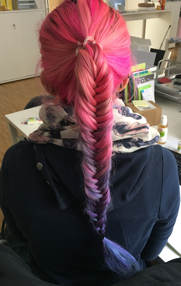 BLOG Wiesn-Frisuren für jede Haarlänge Bild: naturalbeauty.de