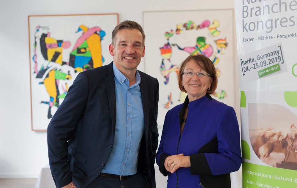 FAKTEN Naturkosmetik Branchenkongress 2018 – Mut und Menschlichkeit Bild: Miriam Gückel / naturkosmetik verlag lüdge GmbH & Co. KG