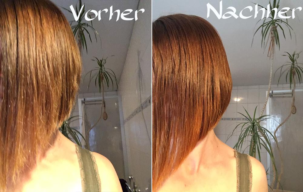 BLOG Ayluna Pflanzenhaarfarbe im Selbstversuch Bild: naturalbeauty.de