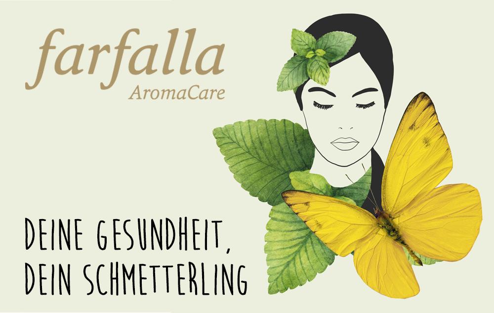 WE LOVE farfalla Aromacare