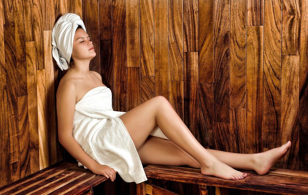 Hot, hot, hot: Sauna für Einsteiger