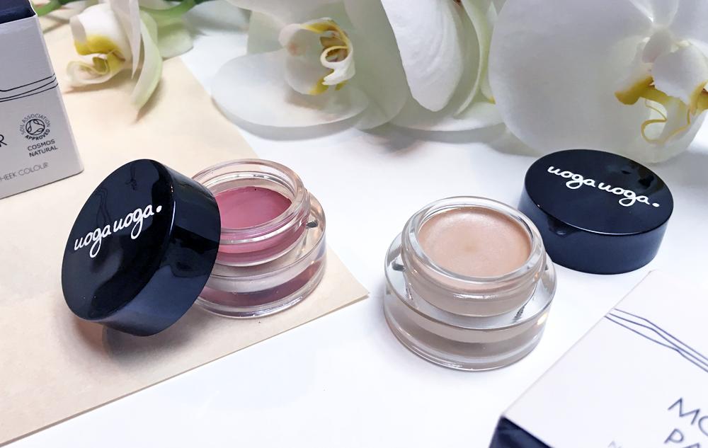 Natürlicher Look mit Make-up von uoga uoga