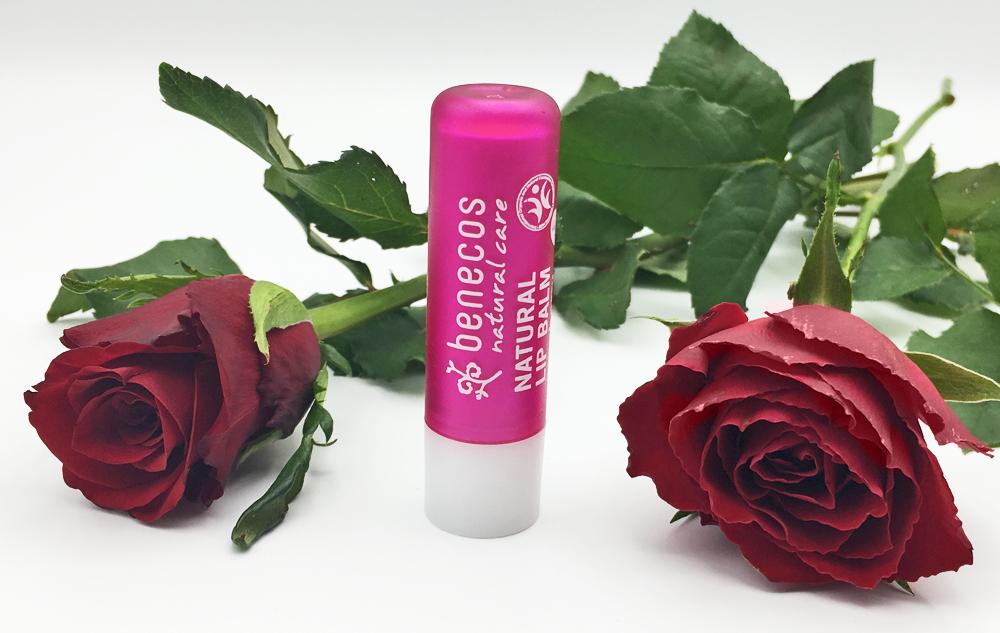 benecos Natural Lip Balm raspberryy