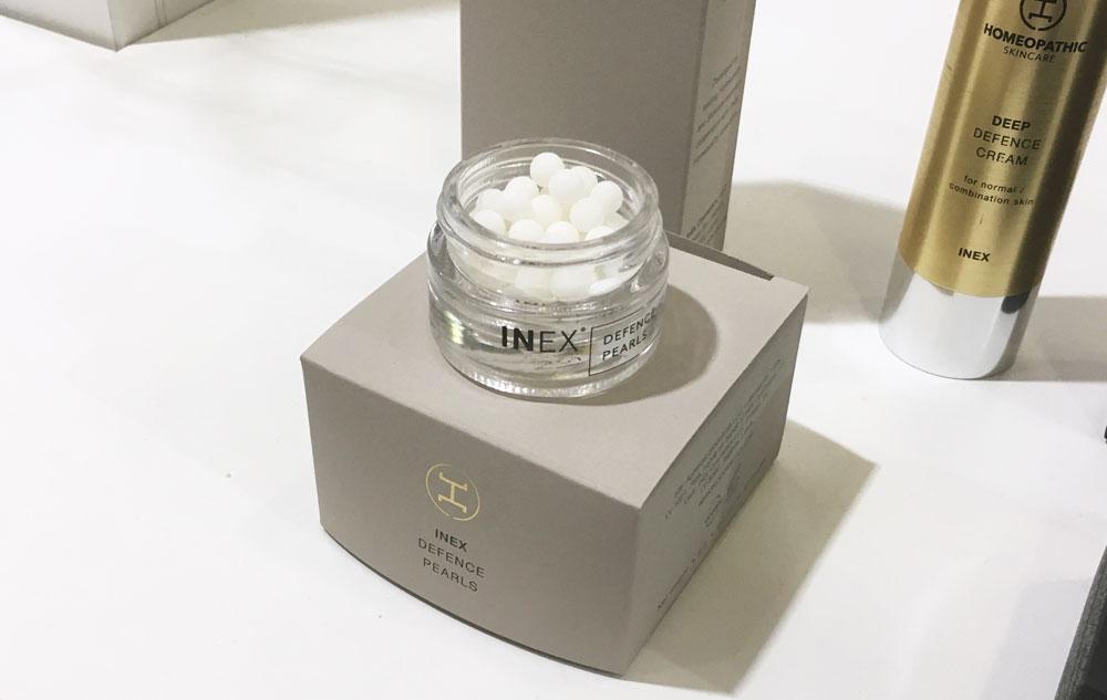 Homöopathische Kosmetik von INEX