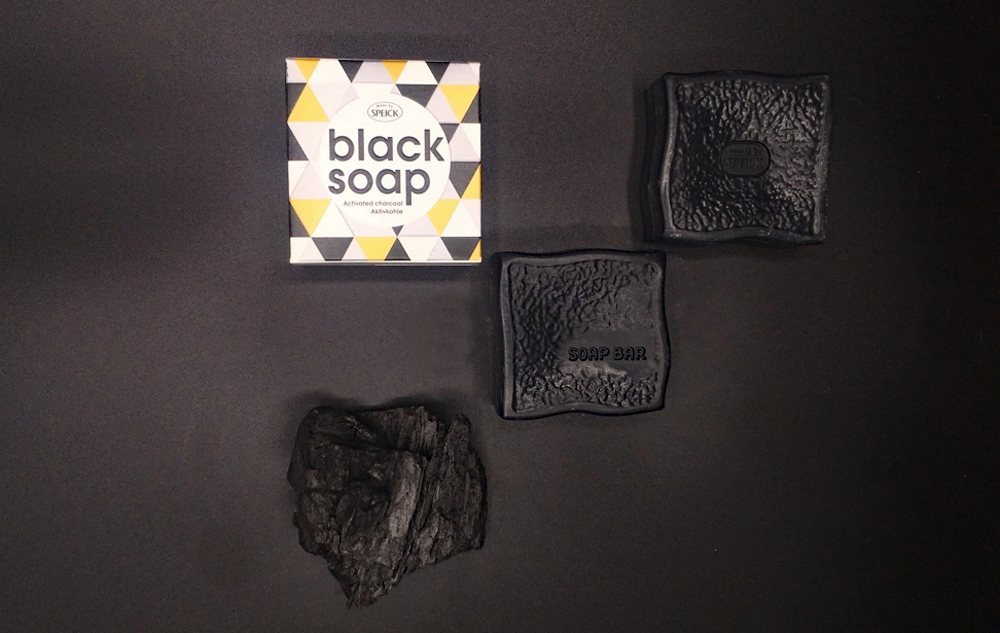 WE LOVE Speick Black Soap
