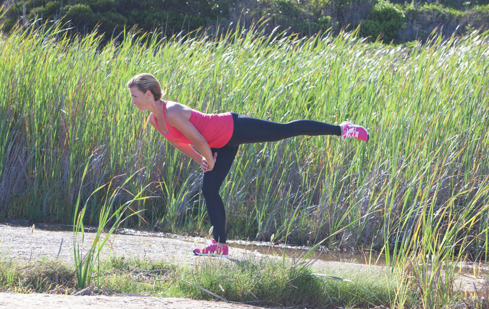Beinlift Workout