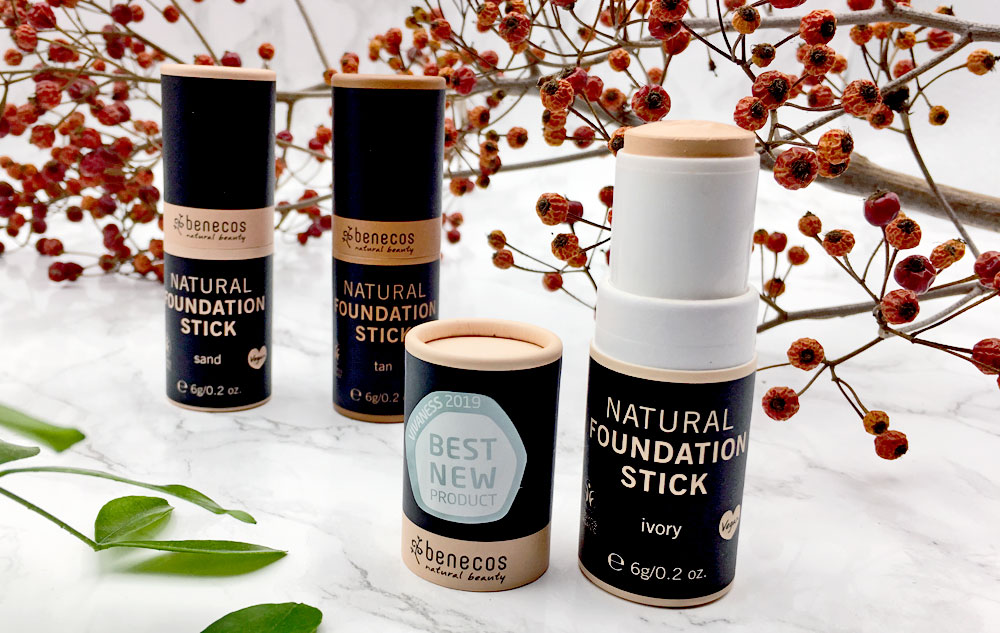 WE LOVE benecos Foundation Stick