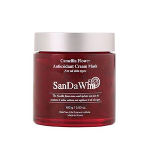 SanDaWha Camellia Flower Antioxidant Cream Mask