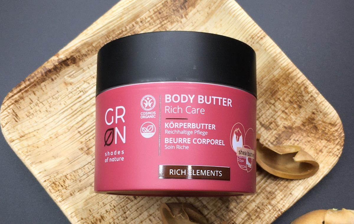 WE LOVE GRN Rich Elements Body Butter