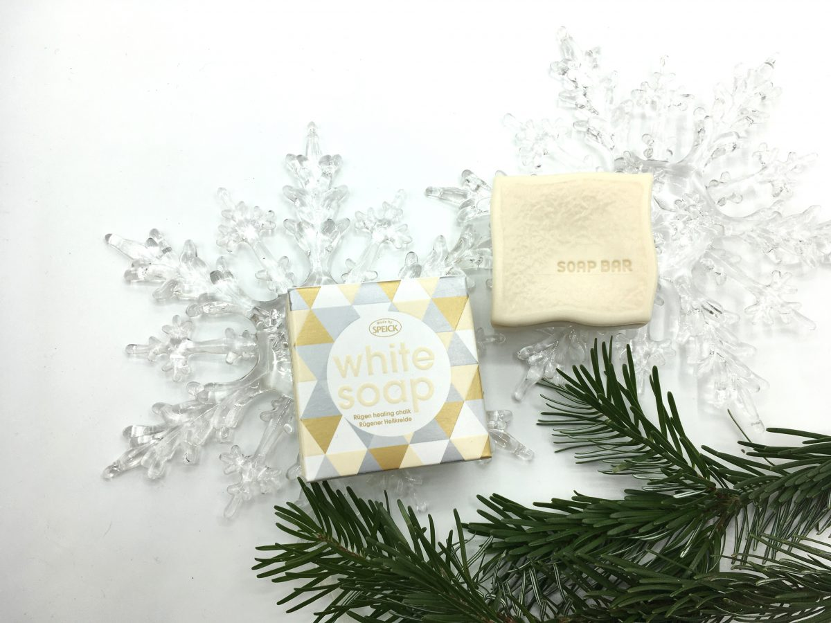 WE LOVE Speick White Soap